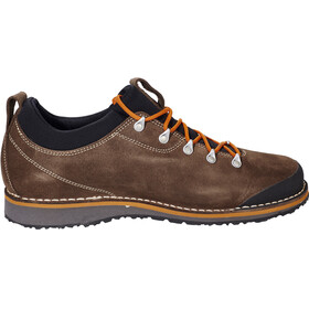 AKU Badia Low GTX Shoes Unisex brown/orange